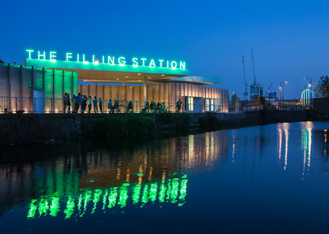 The Filling Station in King's Cross